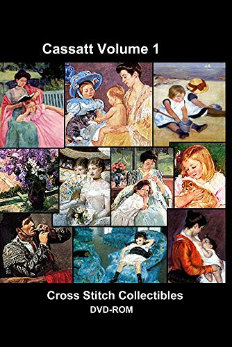 Cassatt Cross Stitch Vol. 1