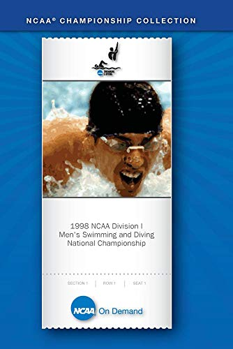 1998 NCAA Division I Men's Swimming and Diving National Championship