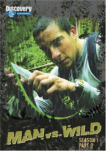 Man vs. Wild Season 1 DVD Set Part 2