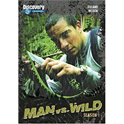 Man vs. Wild - Season 1 - Iceland and Mexico