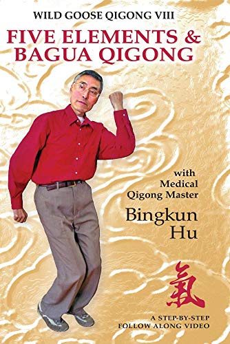 Wild Goose VIII:  Five Elements & Bagua Qigong