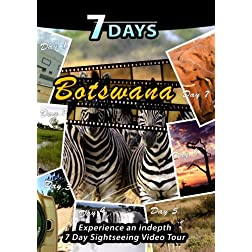 7 Days  BOTSWANA