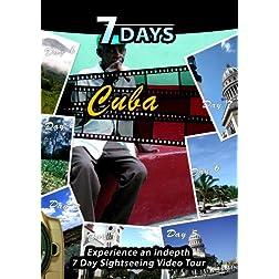7 Days  CUBA