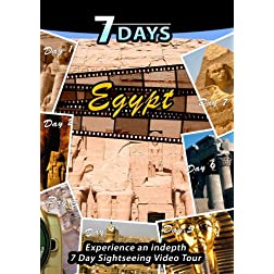 7 Days  EGYPT