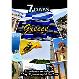 7 Days  GREECE