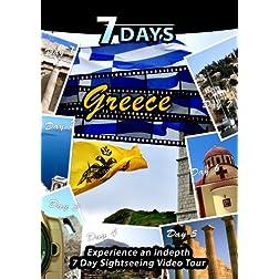 7 Days  GREECE