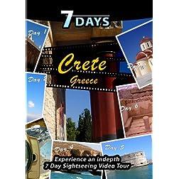 7 Days  KRETA Greece Crete
