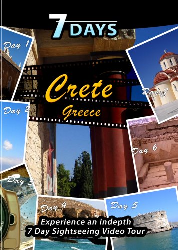 7 Days  KRETA Greece Crete