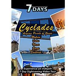 7 Days  KYKLADES Greece Cyclades
