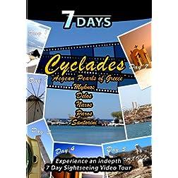 7 Days  KYKLADES Greece Cyclades