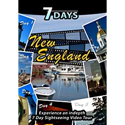 7 Days  NEW ENGLAND