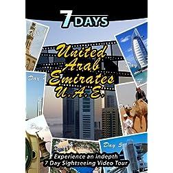 7 Days  UNITED ARAB EMIRATES