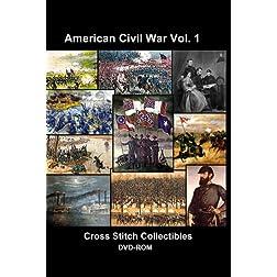Civil War Cross Stitch Vol. 1