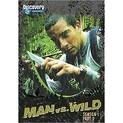 Man vs. Wild Season 1 DVD Set Part 1