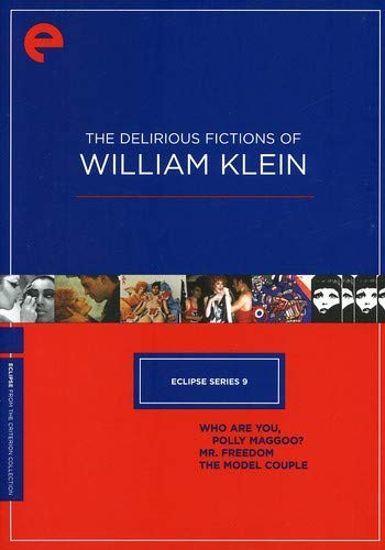 Eclipse Series 9 - The Delirious Fictions of William Klein - Eclipse from Criterion (Criterion Collection)