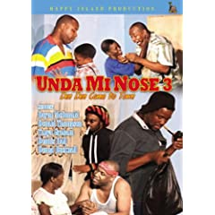 Unda Mi Nose, Vol. 3: Den Den Come to Town