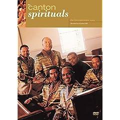 The Canton Spirituals: Live Experience 1999
