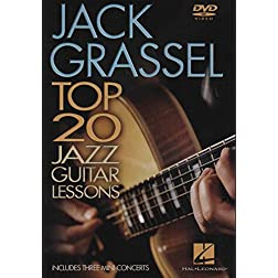 Jack Grassel: Top 20 Jazz Guitar Lessons
