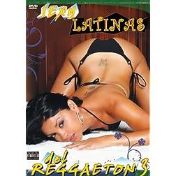Sexy Latina del Reggaeton, Vol. 3