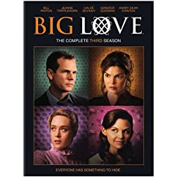 Big Love: The Complete Third Season