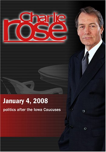 Charlie Rose (January 4, 2008)