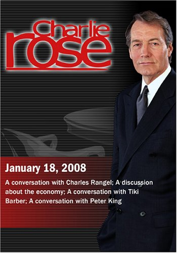 Charlie Rose (January 18, 2008)