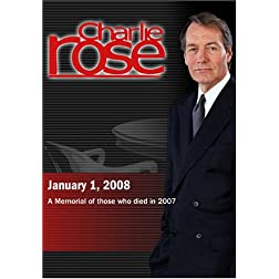 Charlie Rose (January 1, 2008)