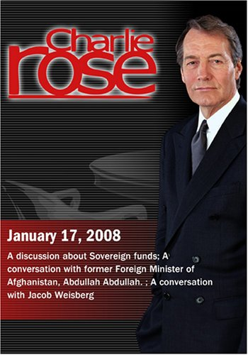 Charlie Rose (January 17, 2008)