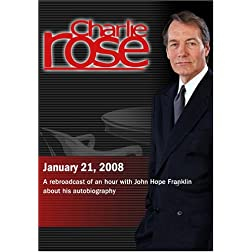 Charlie Rose (January 21, 2008)