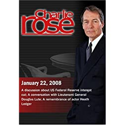Charlie Rose (January 22, 2008)