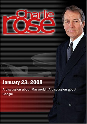 Charlie Rose (January 23, 2008)
