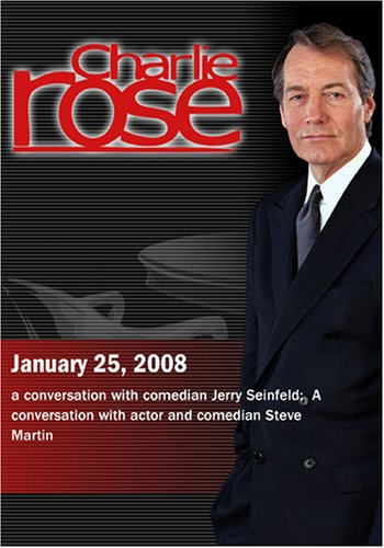 Charlie Rose (January 25, 2008)