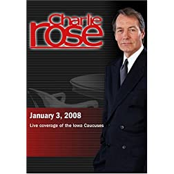 Charlie Rose (January 3, 2008)