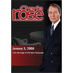 Charlie Rose (January 3, 2008)