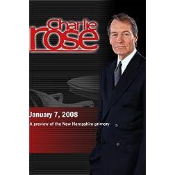 Charlie Rose (January 7, 2008)