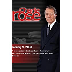 Charlie Rose (January 9, 2008)
