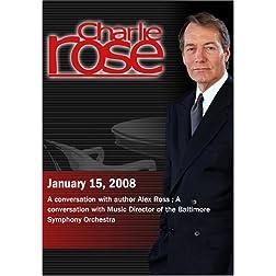Charlie Rose (January 15, 2008)