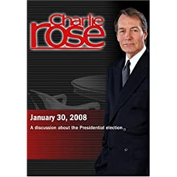Charlie Rose (January 30, 2008)