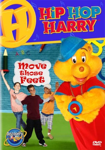 Hip Hop Harry: Move Those Feet