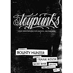 Toypunks, Vol. 1