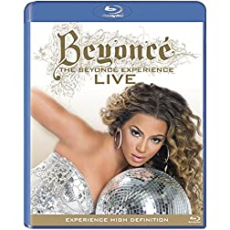 The Beyonce Experience Live (Amazon.com Exclusive) [Blu-ray]