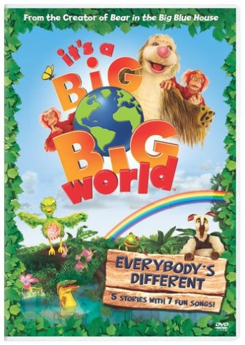Its a Big, Big World - Everybody's Different