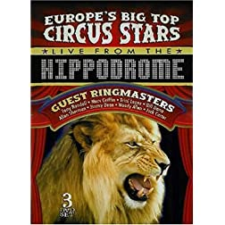 Europe's Big Top Circus Stars Live from Hippodrome!