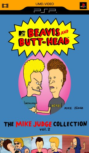 Beavis & Butthead: The Mike Judge Collection, Vol. 2 [UMD for PSP]