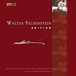Walter Felsenstein Edition - Fidelio, Don Giovanni, Marriage of Figaro, Cunning Little Vixen, Otello, Tales of Hoffmann, Ritter Blaubart