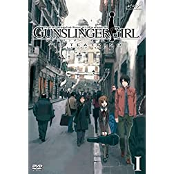 Vol. 1-Gunslinger Girl-Il Teatrino