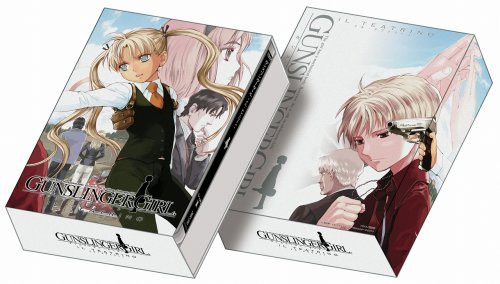 Vol. 2-Gunslinger Girl-Il Teatrino