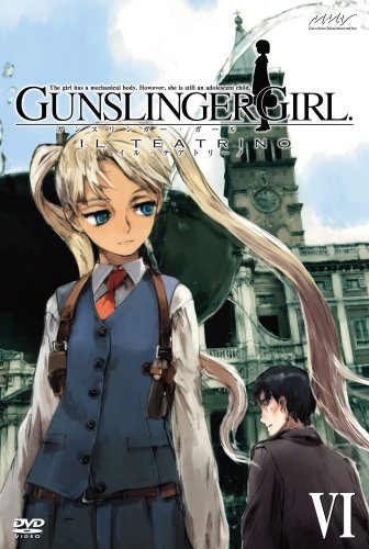Vol. 6-Gunslinger Girl-Il Teatrino