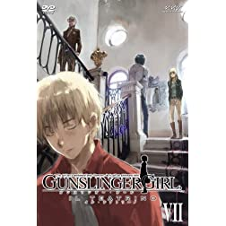 Vol. 7-Gunslinger Girl-Il Teatrino