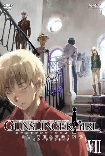 Vol. 7-Gunslinger Girl-Il Teatrino